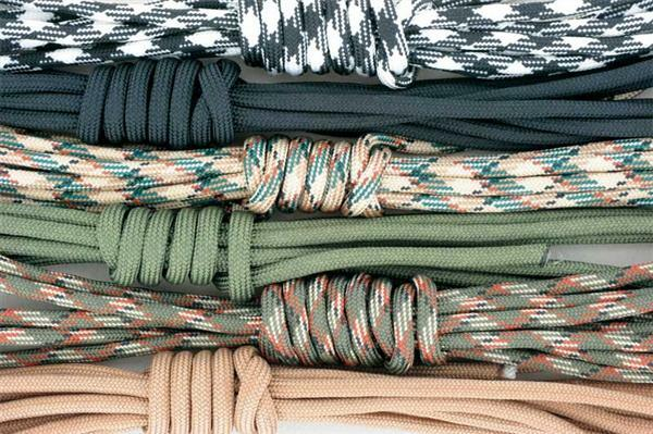 Paracord army