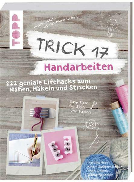 Livre Trick 17 Handarbeiten Acheter En Ligne Aduis