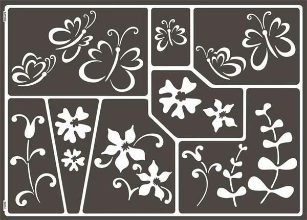 Window style sjabloon a3 vlinderweide creatieve vormgeving glaswerk en accessoires for Verwijderbaar glas